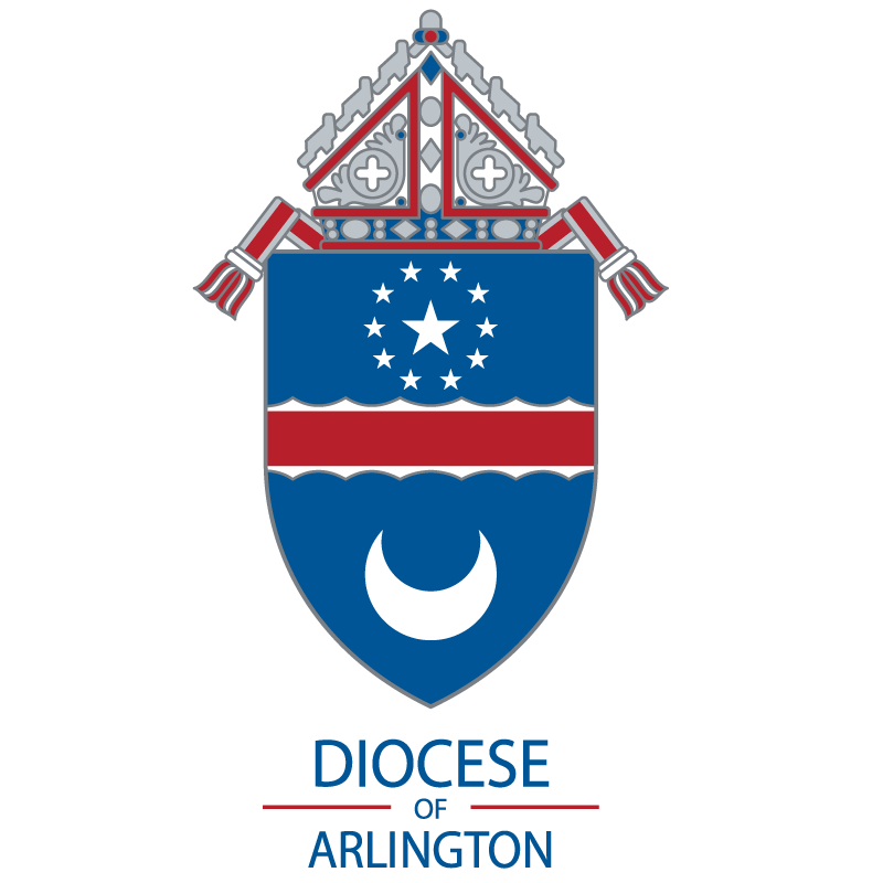 Arlington Diocese Coat Of Arms